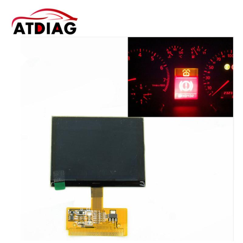 2020 Hot selling New VDO LCD Car Display For A3/A4/A6 with High Quality 1pcs/lot