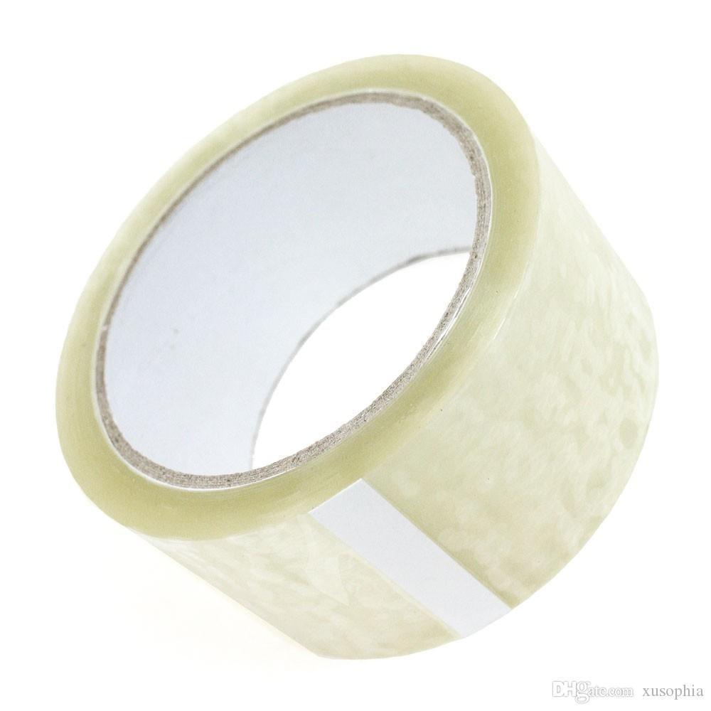 18 Рулоны 1,9 дюйма х 110 ярдов Очистить лента - Упаковочная лента 2-Mil Толщина