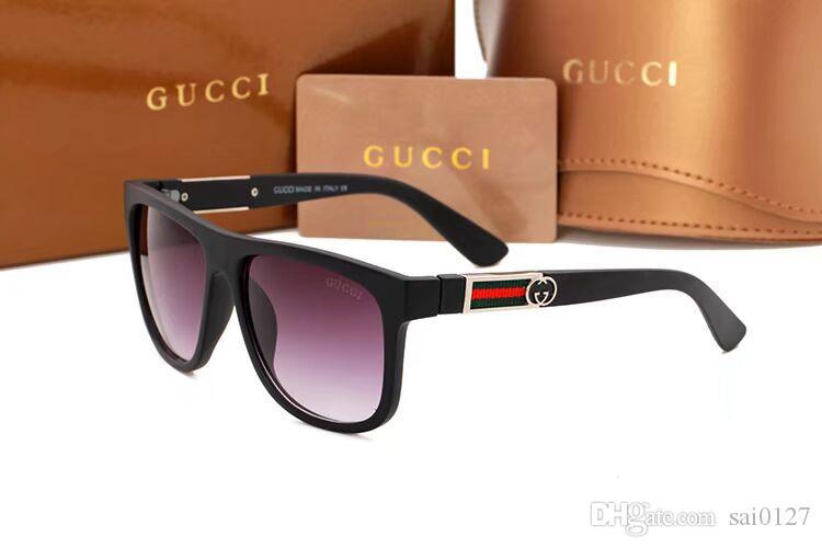 egsgfdsag top designer de moda marca óculos de sol para mulheres dos homens Medusa Óculos de sol Óculos de sol unidade Masculino de alta qualidade polarizado UV400 Conduzido