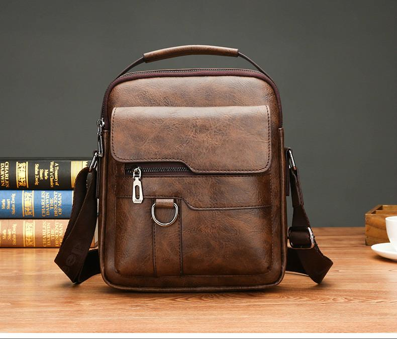 Small Briefcase Mens Messenger Bag Men Leather Shoulder Bags Man Business  Crossbody Bags For IPAD Air Mini Male Leather Handbag Leather Backpacks Shoulder  Bags For Women From Dy25800, $27.98  DHgate.Com