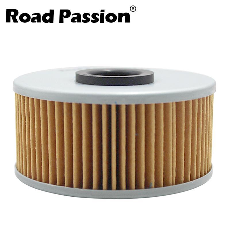 Road Passion Filtro de Aceite para Yamaha XJ650 Seca 650 1982-1983//XJ650 Seca Turbo 650 1982-1985