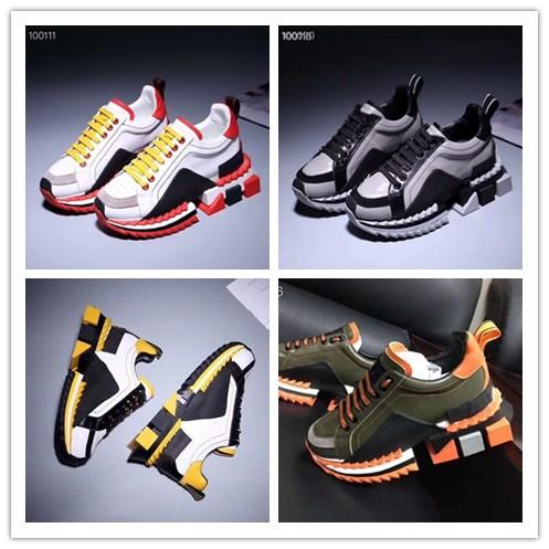 Hot New Multicolor Super King Sneakers
