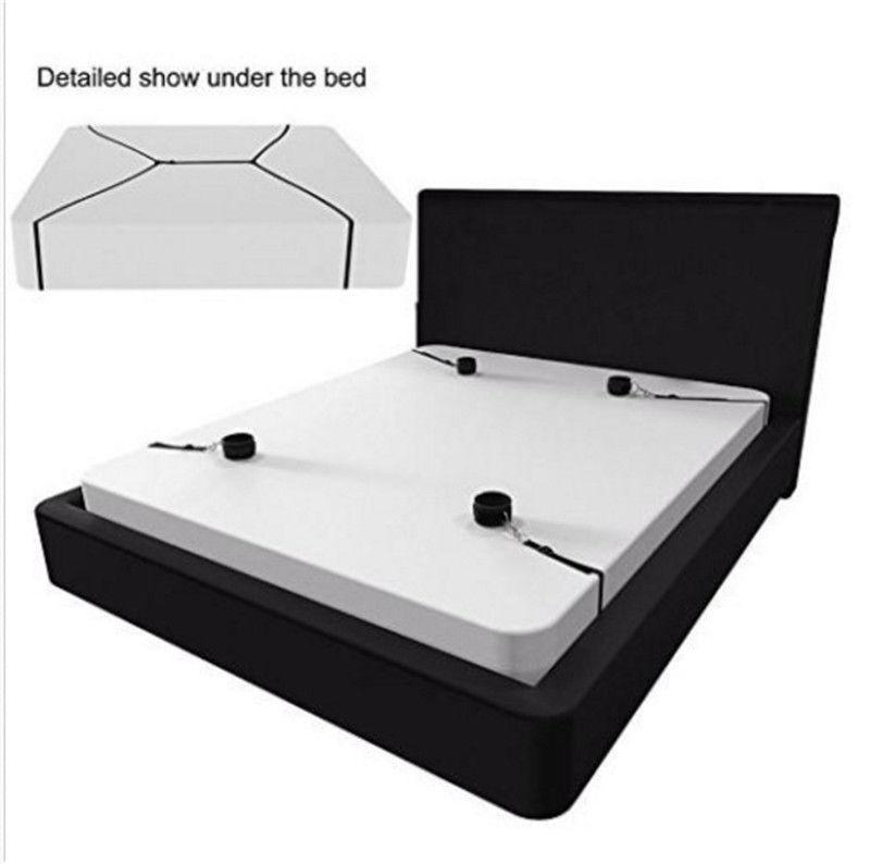 Kit Secreto Bandage Bed System Particular para Sob Adulto Love Restress Neoqk