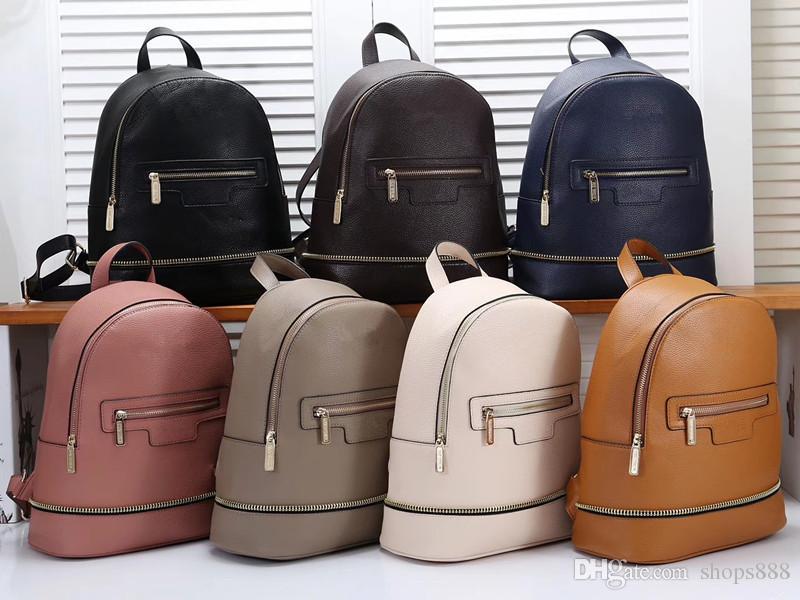 Sıcak satış Moda kadınlar sırt çantası bayan çanta kız okul çantası bayanlar Tasarımcı çanta omuz çantaları çanta seyahat paketi