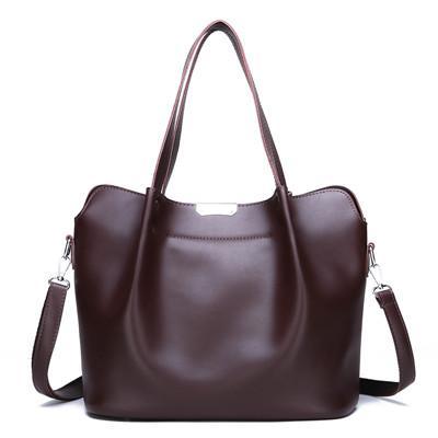 Kadınlar Omuz Çantaları Kadın Üst sap Çanta bayanlar gündelik kılıf yüksek kaliteli Vintage Kadınlar El çantaları Çantalar