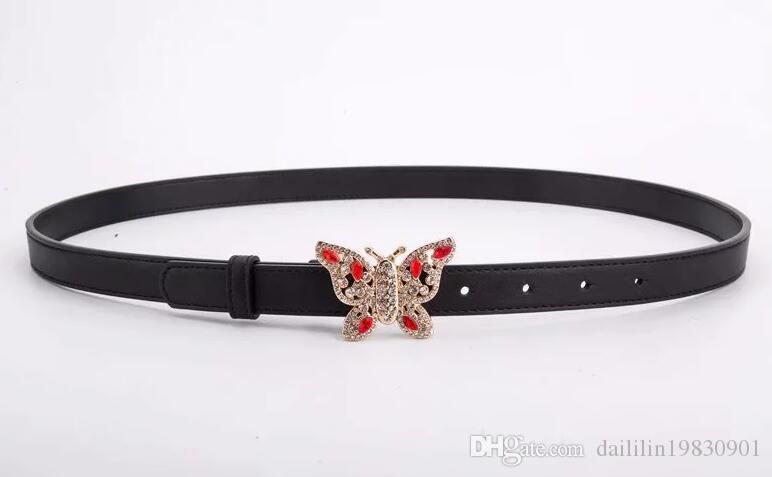 Hot New classic negro de lujo de alta calidad cinturones de diseño de moda de gran hebilla del cinturón para hombre para mujer cinturón entrega rápida