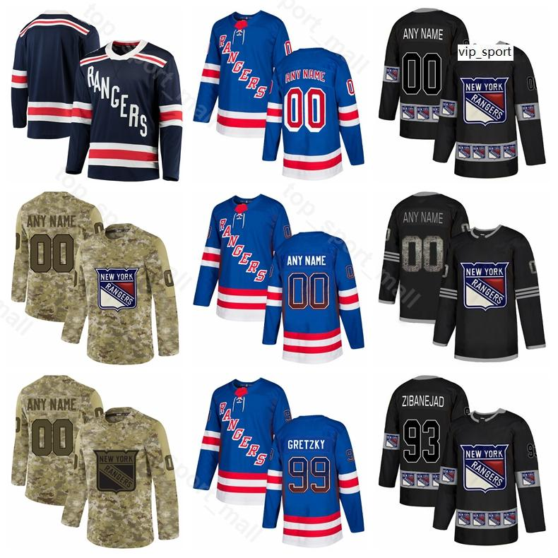 2021 New York Rangers Jimmy Vesey Jersey Hockey Vladislav ...