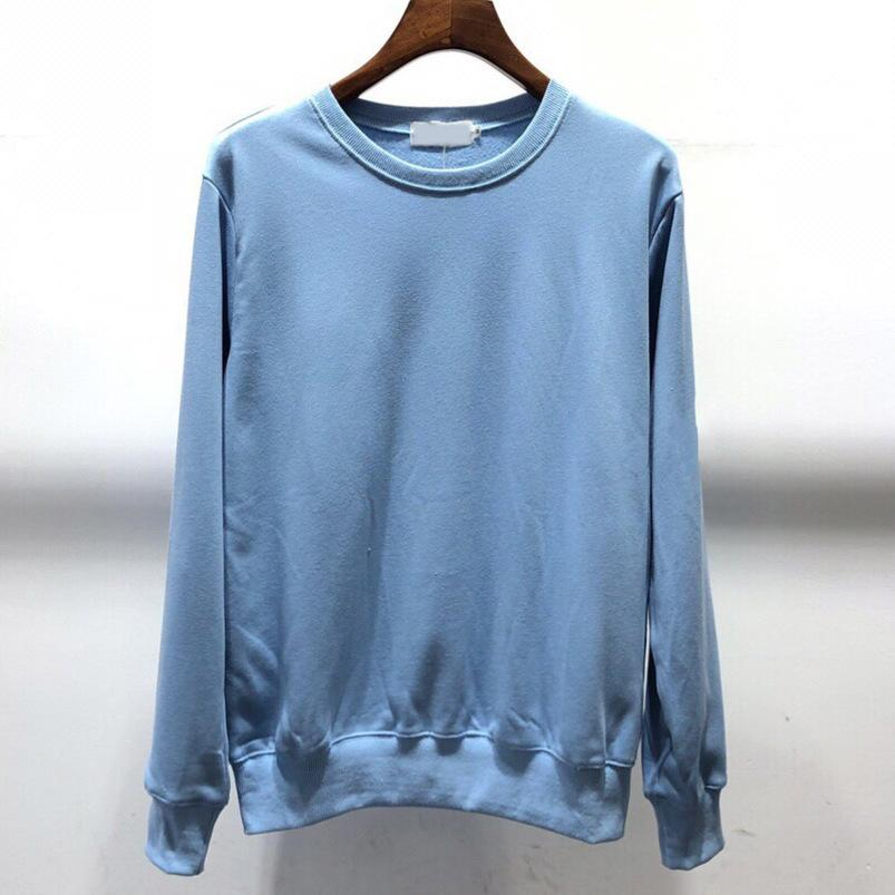 Mens Hoodie Sweatshirt 여성 커플 까마귀 스웨터 긴 소매 후드 힙합 스웨터 스웨터 S-2XL 이탈리아 스타일