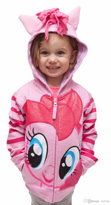 Brasão de algodão camisola camisola Hoodies das crianças venda quente Fashion Girls Jacket Com Asas 2020 novo
