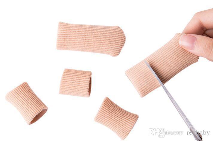 Ноги палец корректор стельки ткань гель силиконовая трубка бурсит большого пальца стопы пальцы разделитель разделитель протектор мозоли мозоли
