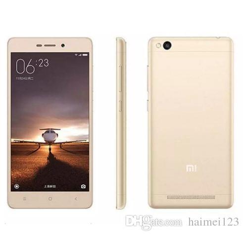 wholesale original phone Xiaomi Redmi 3 4G LTE Phones 64-Bit Octa Core RAM 3GB ROM 32GB Android 5.1 wholesale cell phone