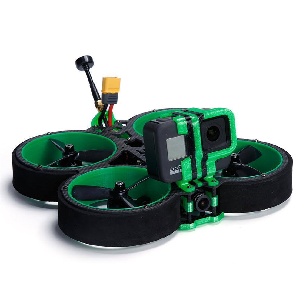 iFlight Green Hornet 3inch CineWhoop 4S FPV Yarışı RC Drone SucceX-E Mini F4 Runcam NaNO2 BNF PNP