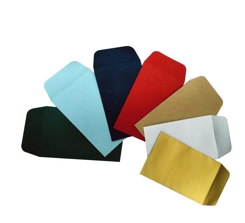 Aluminum Platinum Paper Envelope Pearl Paper EnvelopeShatter Aluminum Foil Envelope Pearl Paper Envelope Customized in Various Sizes