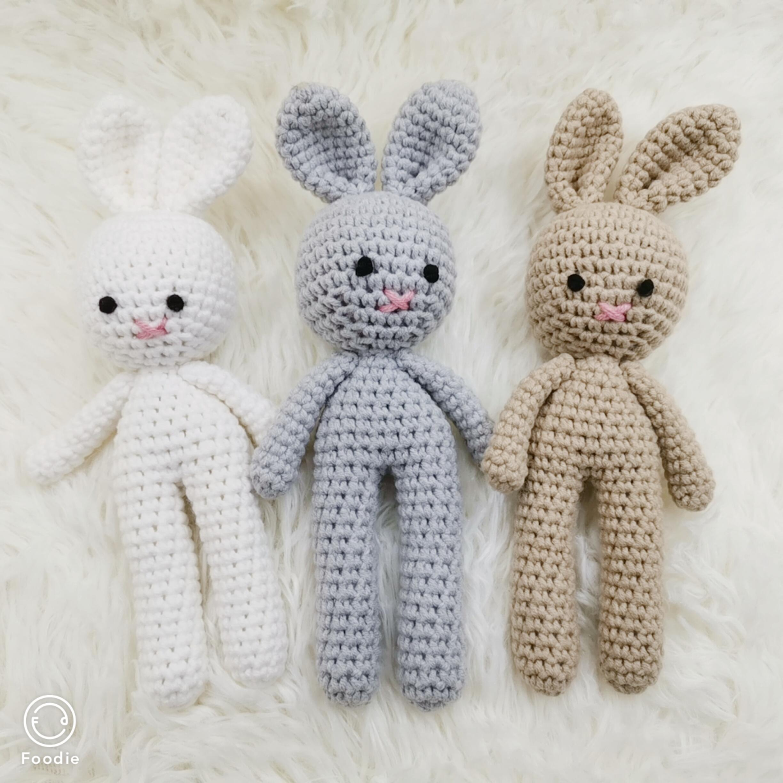 Amigurumi Bunny | HappyBerry | 2448x2448