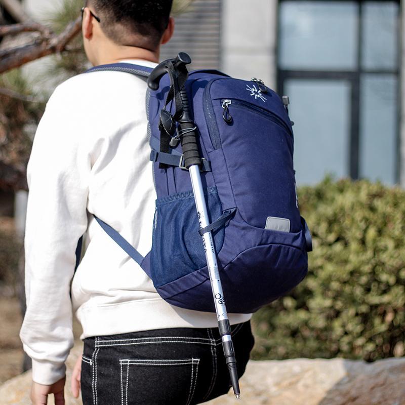 30L Outdoor Travel Backpack Hiking Mountain Crossfit Waterproof Male Nylon Bag Men's Sports Backpack Women Trekking