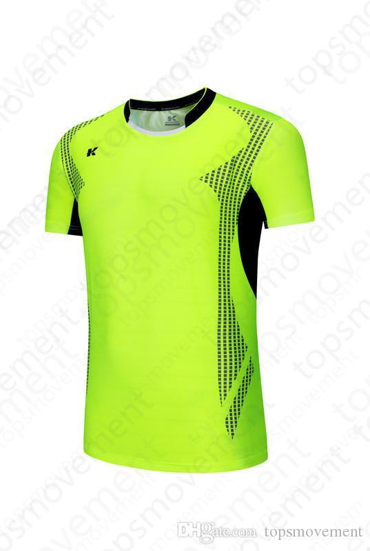 Lastest Homens Football Jerseys Hot Sale Outdoor Vestuário Football Wear Alta Qualidade 2020 00036