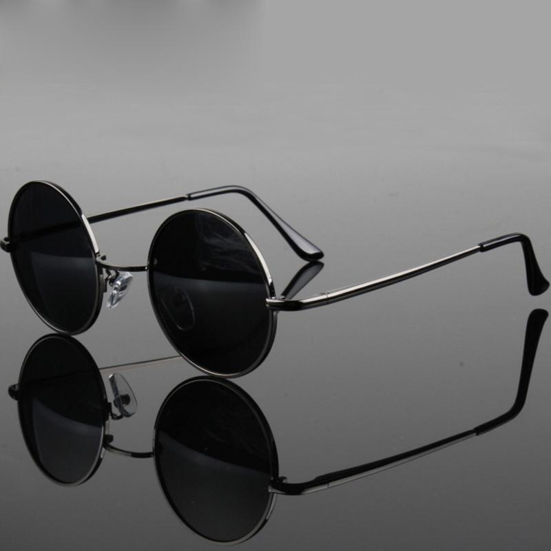 New Men/'s Women Polarized Sunglasses Aviator Metal Eyewear Retro Driving Glasses