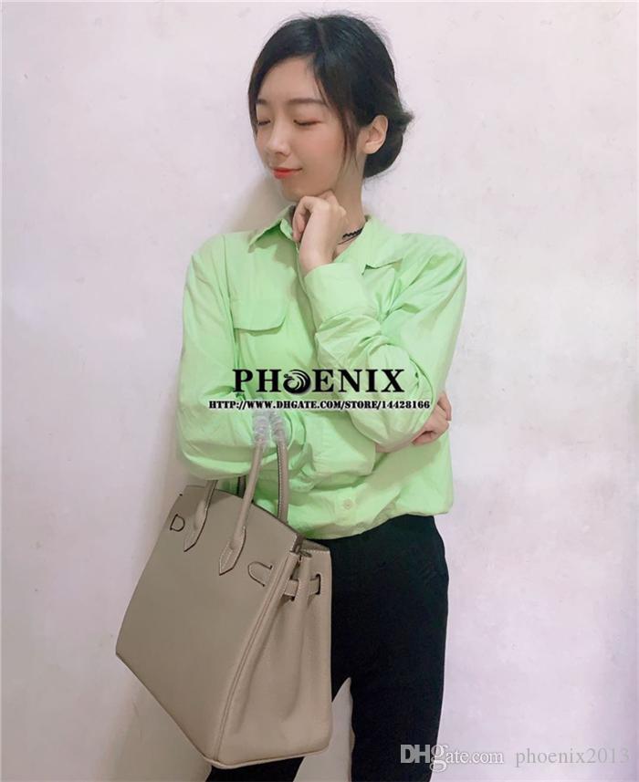 sale designer wallet for lady luxury handbag 30cm shoulder bag messenger bag 100 togo calf leather totes top quality with gift package