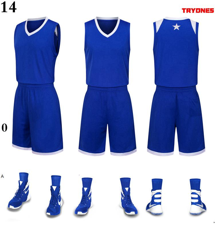 2019 Mens New Blank Edition Basketball Jerseys Custom name custom number Best quality size S-XXXL Purple WHITE BLACK BLUE DFDV4Vu1Y