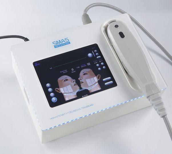 Portable HIFU Face Lift Wrinkle Removal Anti-aging Body Slimming Machine High Intensity Focused Ultrasound Hifu Machine