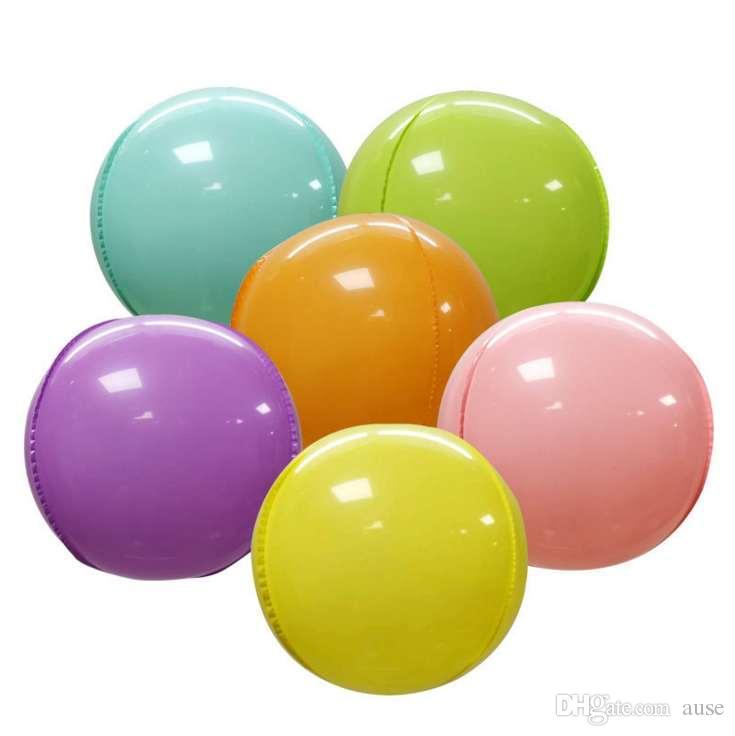 10 polegadas Balões brinquedo miúdo Latex balões de hélio Moda Wedding Decoração Top de Qualidade do Ar Balls New Fashion