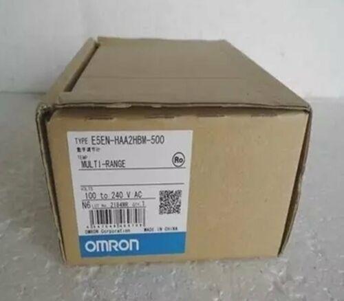 Nuevo en caja ThermostatOmron E5EN-HAA2HBM-500 durante un año de garantía # XR