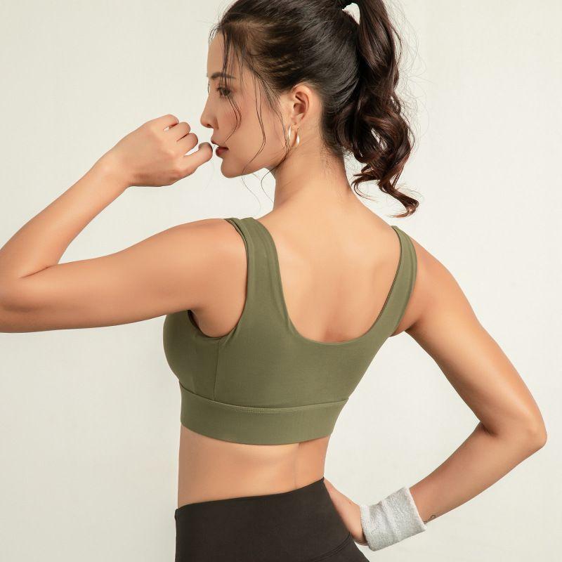 ملابس داخلية Yogaworld الرياضة ضد الصدمات الجري اليوغا الصيف مثير العودة لا للصدأ حزام اللياقة البدنية البرازيلي