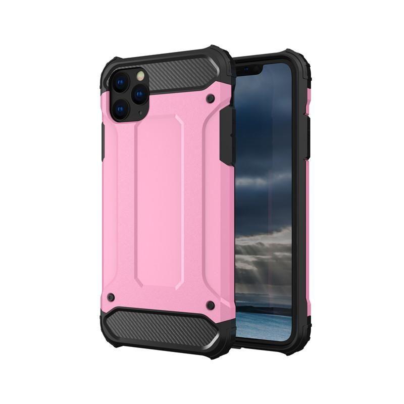 Yeni moda Zırh Telefon Kılıfı Ağır Hizmet Hibrid Kapak iPhone 11 Pro MAX XR 6 8 7 Artı Samsung Note10 S9