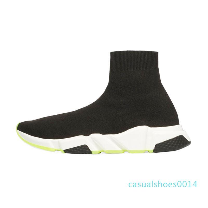 Socke Frauen Geschwindigkeit Trainer Plattform Vintage flach Mens chaussures Turnschuhe Läufer C14 Socken Schuhe Männer Designer-Mode Luxus leger stock x