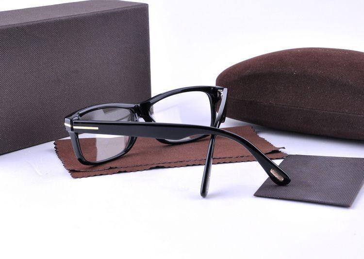 2020 TF5146 الكلاسيكية إطار للجنسين النظارات ذات جودة عالية نقية الخشبة الصغيرة كامل حافة النظارات الطبية fullset حالة بالجملة