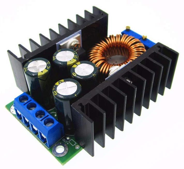 300W DC-DC 9A Step Down Buck Converter 5-40V To 1.2-35V Adjustable Power Supply Module LED Driver for Arduino