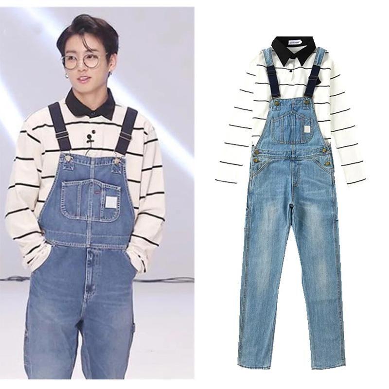 BTS JUNGKOOK Bangtan Sweater Sweatshirt Pullover Kpop Korean Fashion Unisex
