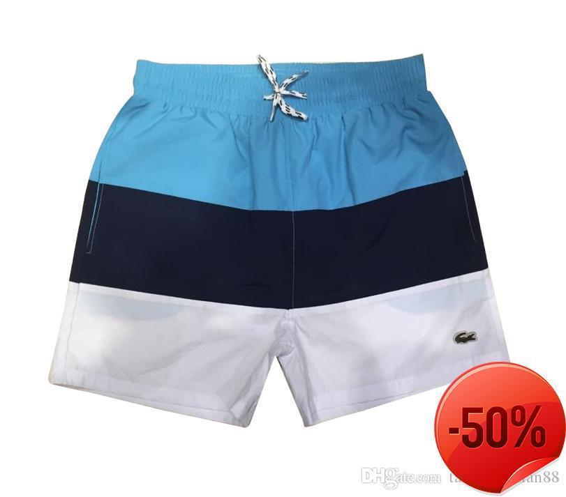 Pantaloncini Uomo Spiaggia Nuoto Pantaloncini Surf ad asciugatura rapida pantaloni corti SPORT