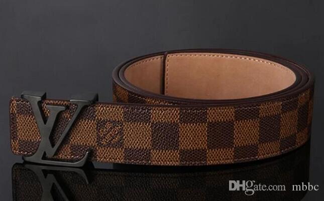 2020best Ремни мужские Ремни Дизайнерские пояса Snake Luxury Пояс Кожа Бизнес Ремни Женщины Большой Золотой пряжкой