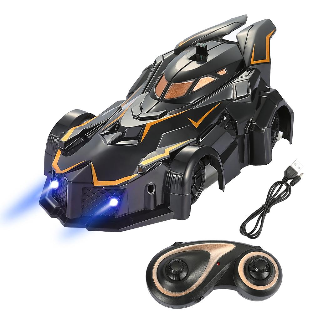 1PCS RC Remote Control car with LED Lights 360 Degree stunt Electric Toys Dropshipping Vehicle birthday gift Y200414