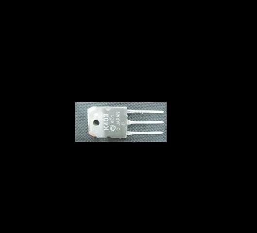Genuine HITACHI remodelado para-3P alta potência transistor de efeito de campo 2sk403 K403 450V 8A 150W Testado passagem de Trabalho Belas