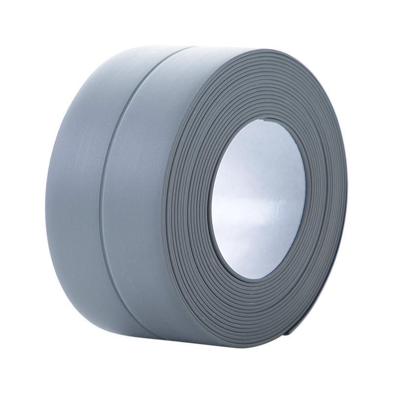 2020 Tape Caulk Strip Pvc Self Adhesive Caulking Sealing Tape For