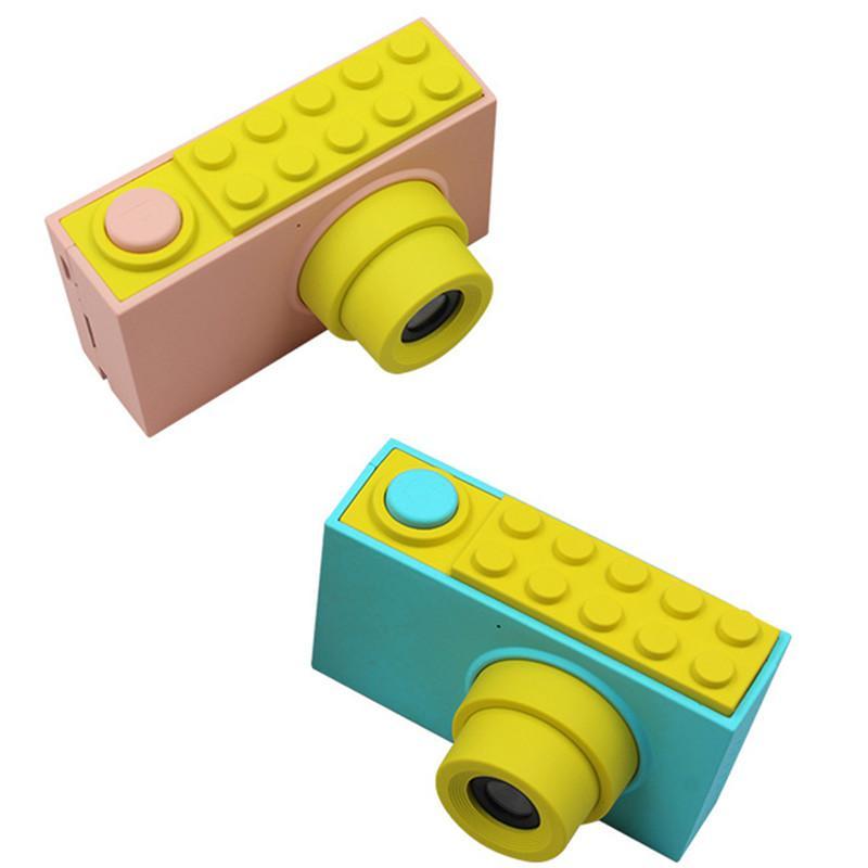 """Appareil photo numérique pour enfants Jouets d'extérieur Photographie For Kids 2"""" couleur écran IPS Mini caméra pour le meilleur cadeau enfant"""