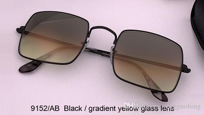 Arrivée Nouvelles lunettes de soleil Vintage Femmes Shades UV400 Pink Gradient Marque Designer 1971 Square Man de soleil Mode Oculos Lunettes So Gafas Rniui