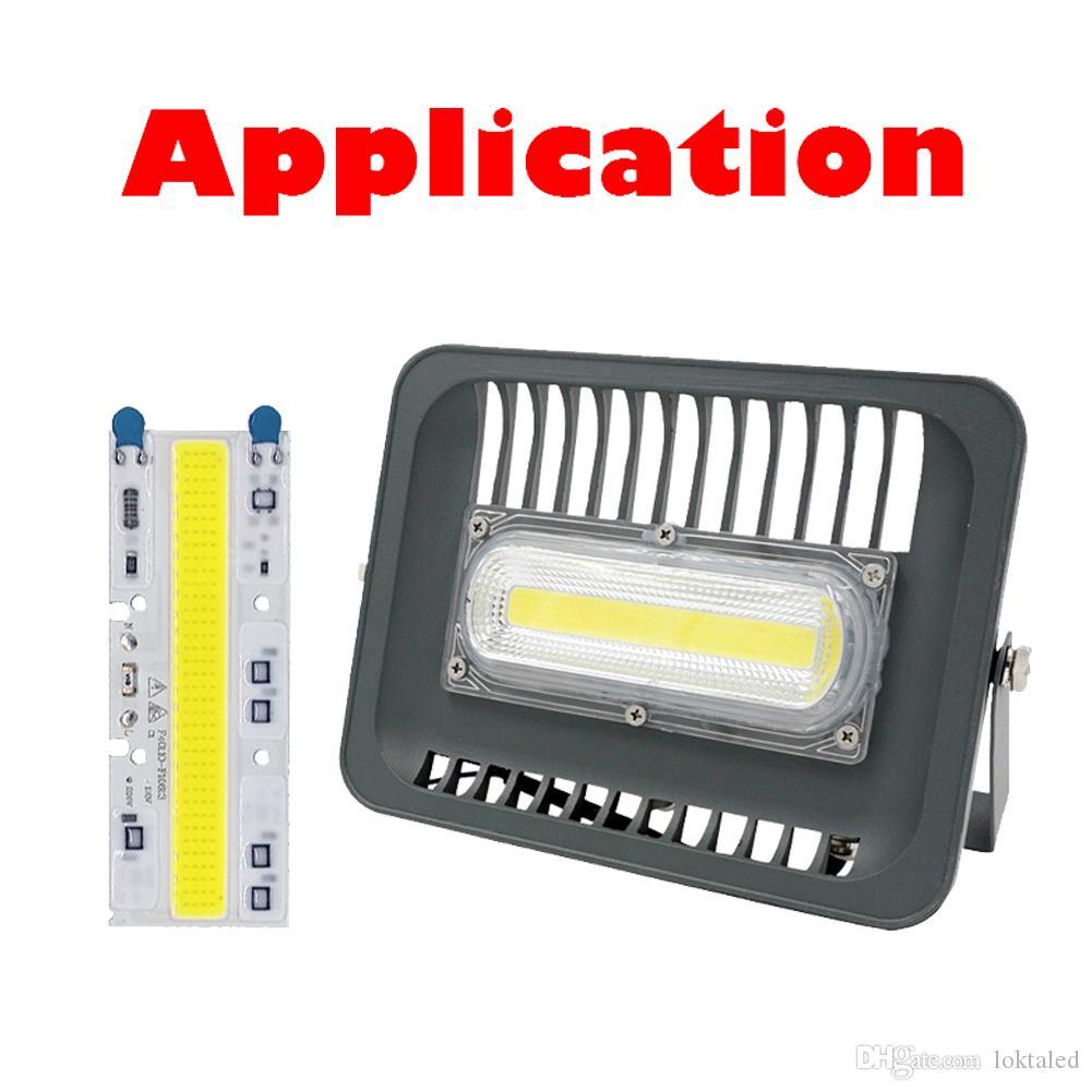 الصمام cob رقاقة 30 واط 50 واط 70 واط 100 واط 150 واط الذكية ic ac220v الإدخال ضوء الخرز ل diy latchlight في الهواء الطلق مصباح