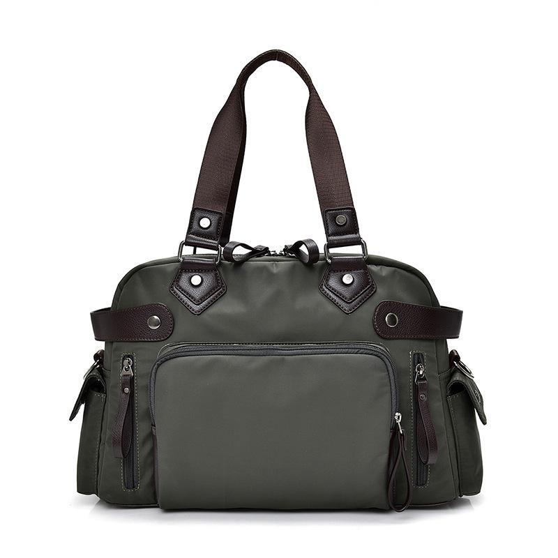 حقائب حقائب السفر مقاوم للماء سعة كبيرة الأمتعة أزياء الرجال عطلة نهاية الأسبوع واق حقيبة التدريب الرياضة حقائب اليد