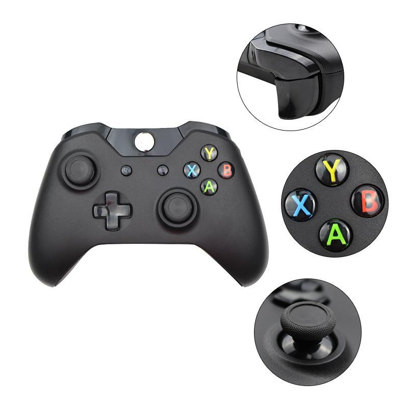 Xbox 를 위한 XBOX 하나 블루투스 무선 관제사를 위한 10PCS 새로운 Windows PC 검정/백색 조이스틱을 위한 Xbox 하나 호리호리한 장치