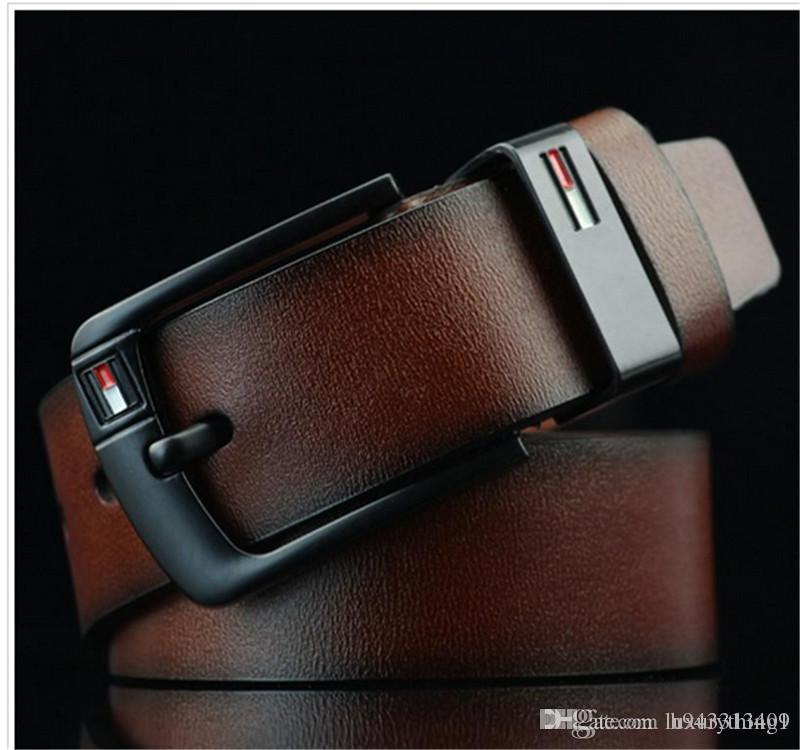 Home> Fashion Accessories> Belts & Accessories> Belts> Product detail 2019 New designer belt Pin Buckle leather belts for men Lu