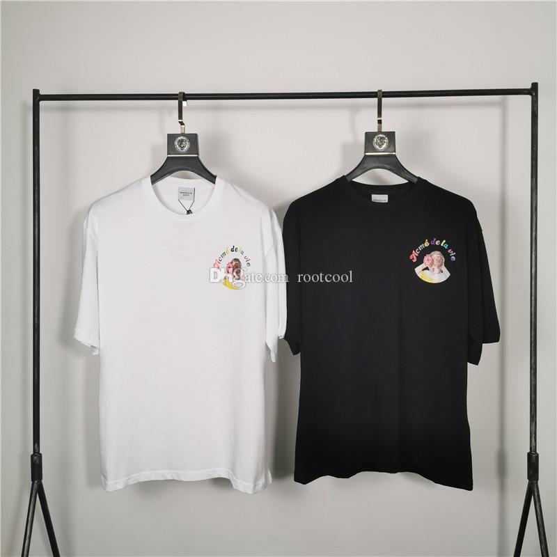 Acme De La Vie ADLV Brand Designer Top Quality Men Women T-Shirt Fashion Print Tees Short Sleeve #501