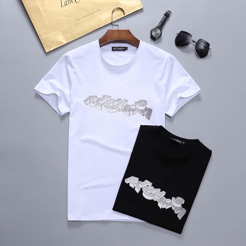 Luxury Men Designer T Shirt New Arrival Men Women High Quality Letter Print Casual Short Sleeve Fashion
