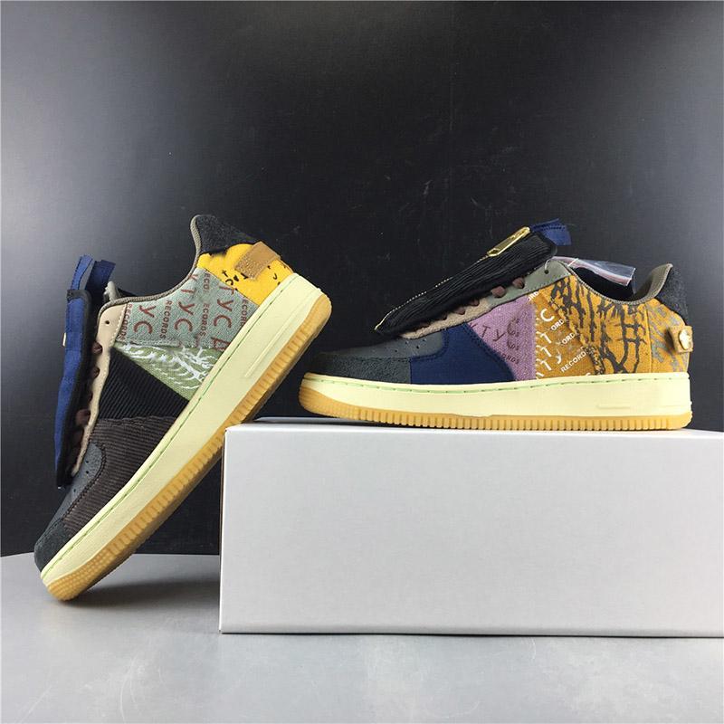 Zapatos de baloncesto caliente Ins gancho amarillo 2019 del nuevo diseñador para hombre de las mujeres mirada de la manera de baloncesto zapatillas de deportes al aire libre en caja doble