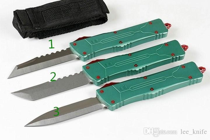 Recommandé A10 Dalong (trois modèles) chasse pliant couteau de poche couteau de survie couteau cadeau de Noël pour les hommes copie 1pcs livraison gratuite