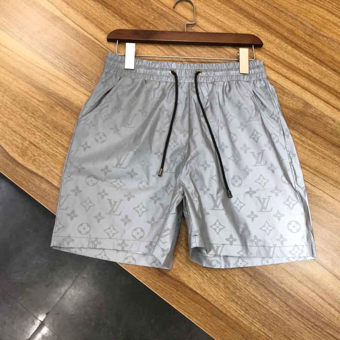 A2019 impermeáveis pista tecido calças praia do verão Pants Mens Board Shorts Homens Surf Shorts sunga Esporte Shorts