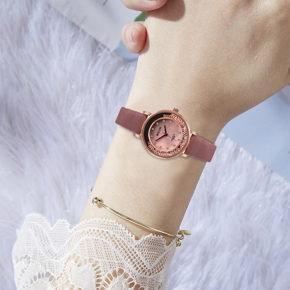 Reloj Mujer Luxe Starry Sky Femmes Montres magnétiques sanglage Mesh Montre Femme Fashion Montre Zegarek Damski