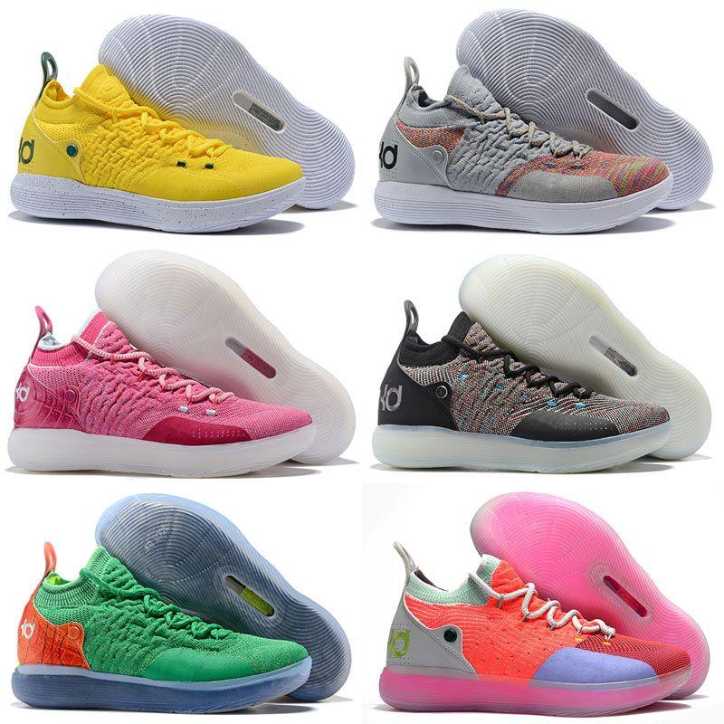 Cheap KD 11 EP Elite Kids Basketball